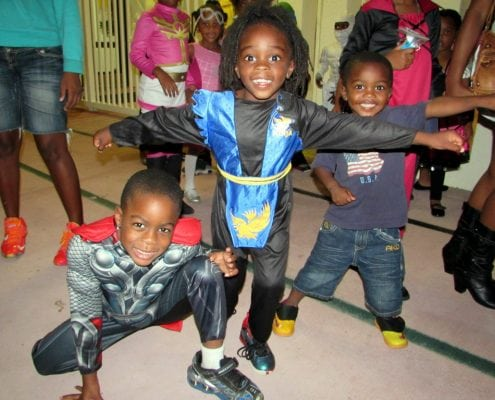 Dillard Elementary Students are putting  their super power effort into reading